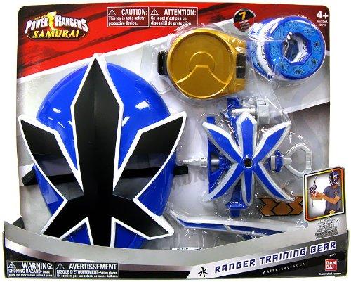 Power Ranger Training Set, Blue Ranger Set (Power Ranger Belt)