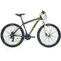 Corelli Snoop 5.3 Dag Bisikleti 29J 21V Hd 18 Kadro Siyah Neon Sari