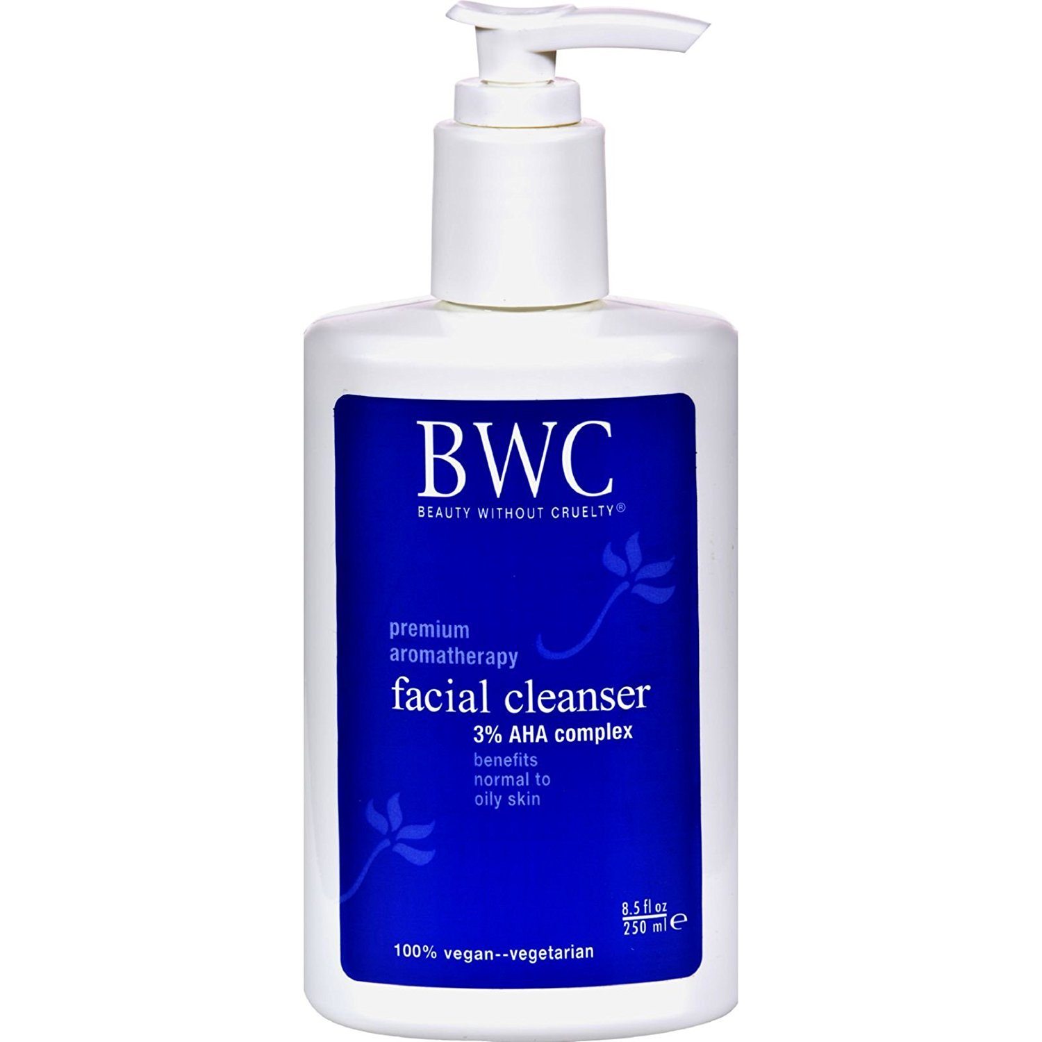 Beauty Without Cruelty Facial Cleanser Alpha Hydroxy Complex - 8.5 fl oz - HSG-536623