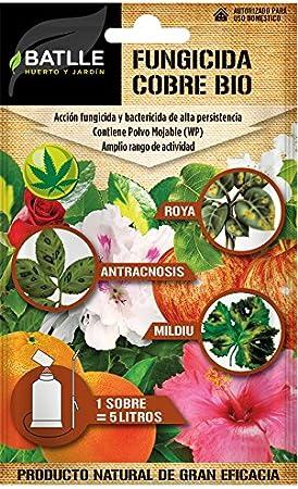Fitosanitarios Ecológicos - Fungicida Cobre ECO Sobre para 5L ...