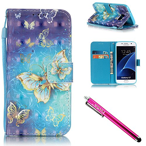 Firefish Kickstand Magnetic Closure S7 Butterfly product image