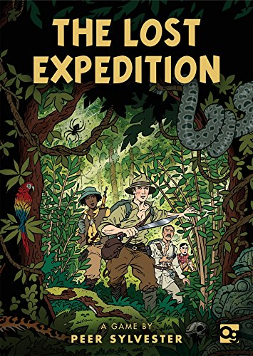The Lost Expedition: A Game of Survival in the Amazon (The Danger Of A Single Story Activity)