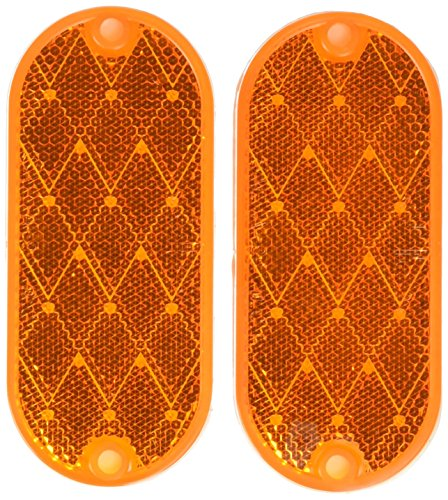 Peterson Manufacturing V480A Amber Reflector (Amber Tree)