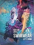 Agons Swim, 2016 Product Catalog, Custom Dyed Swimwear,