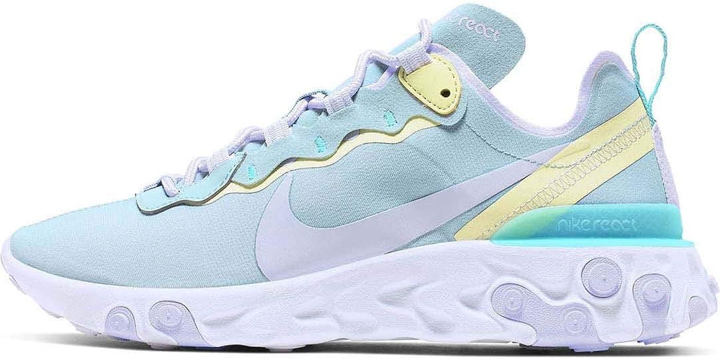 Nike W React Element 55 Zapatillas de Running para Mujer