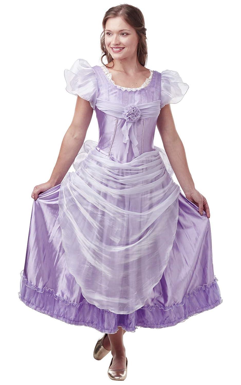 grandes ofertas Rubies Official Disney The Nutcracker Clara Lavender, Deluxe Deluxe Deluxe Adult Ladies Costume, UK Talla Large 16-18  marcas en línea venta barata
