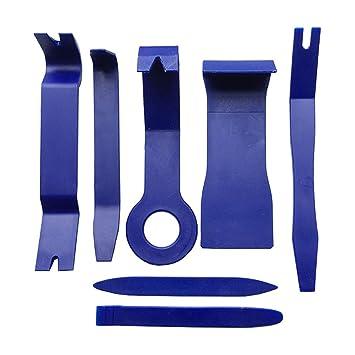 19X KFZ Innenraum Verkleidung Zierleisten Ausbau Demontage Werkzeug Lösewerkzeu