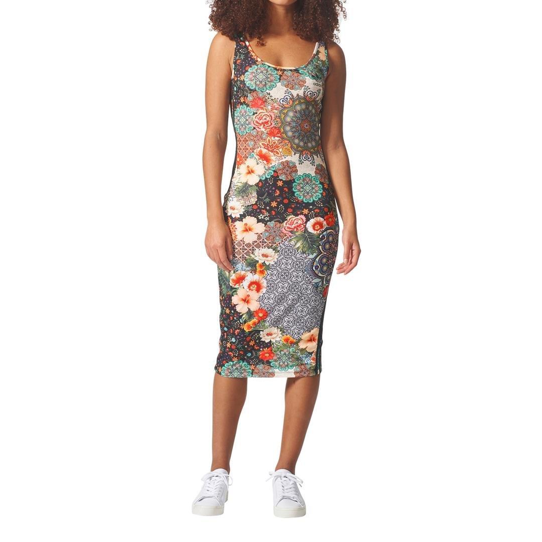 adidas Jardim A Vestido de Tenis, Mujer BR5130