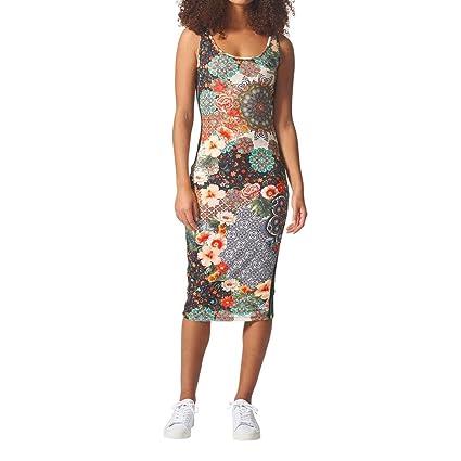 adidas Jardim A Vestido de Tenis, Mujer, (multco), 44