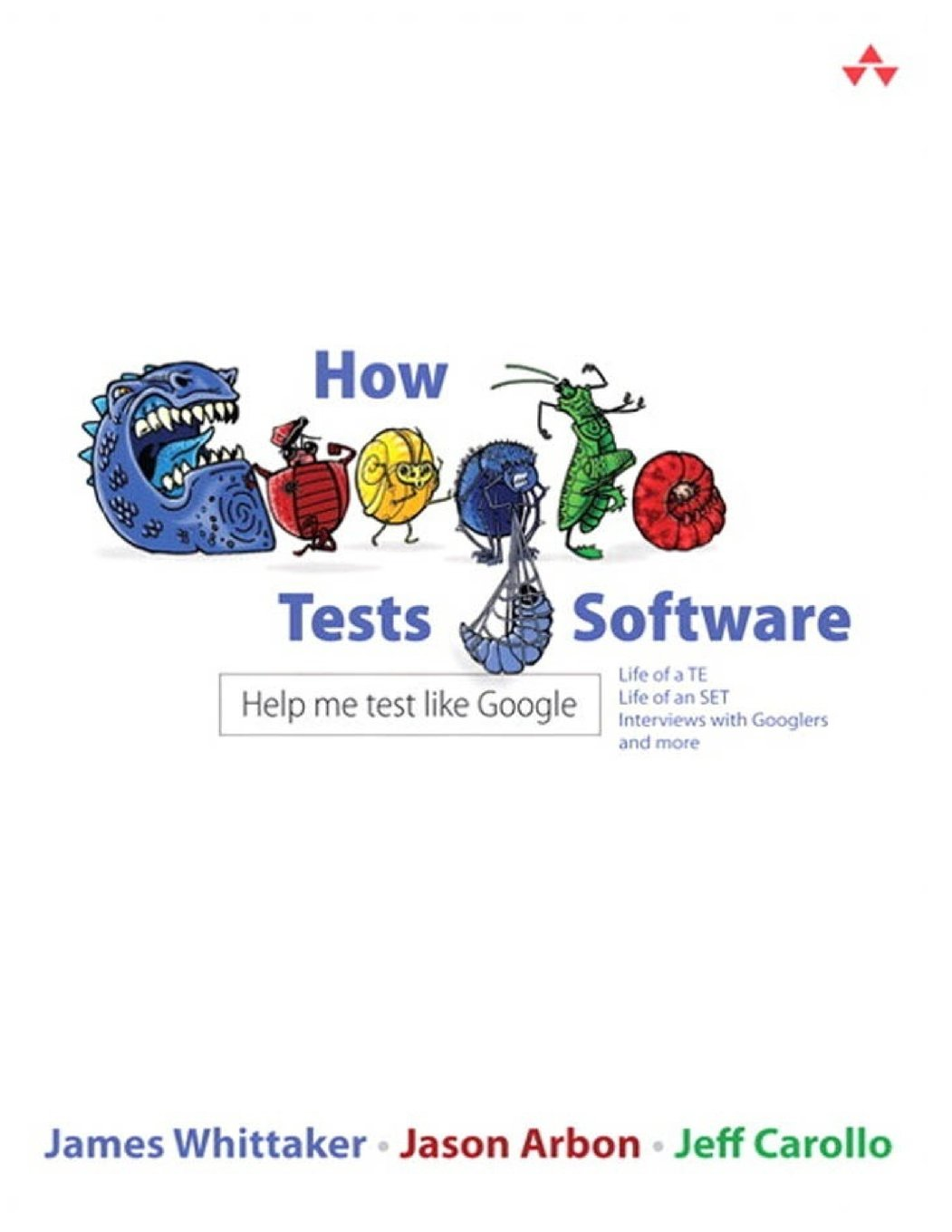 How Google Tests Software Amazon Co Uk James A Whittaker Jason