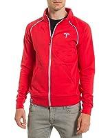 Tesla Unisex Red Track Jacket
