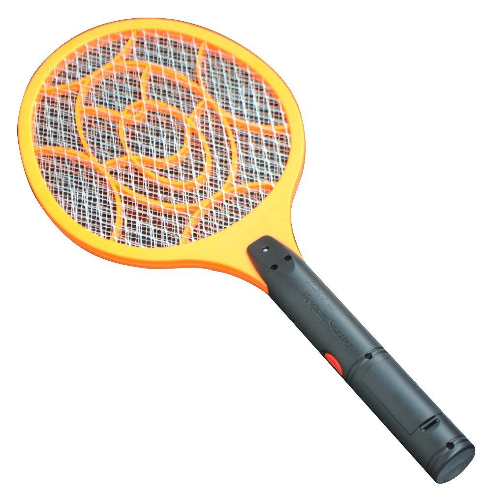 Varshine® Recharable Electric Insect Killer, Mosquito Killing Racket