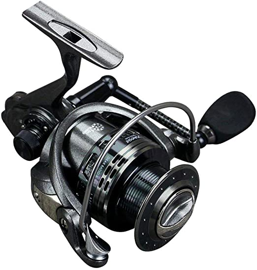 CCIG Spinning Reels Fishing Reel Lm2000-5000 Metal Fish Reel ...