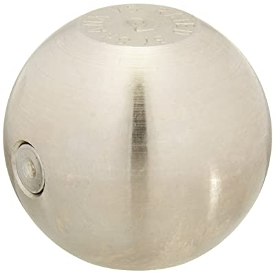 "Convert-A-Ball 400B Nickel-Plated Replacement Ball - 2"": Automotive"