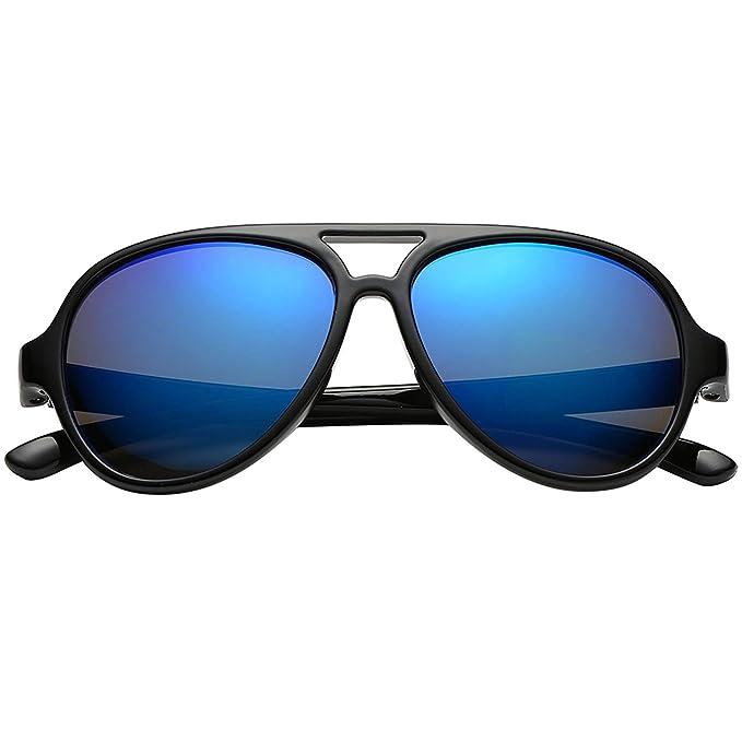 Amazon.com: Polarspex Pilot - Gafas de sol polarizadas y ...