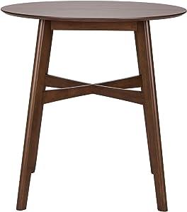 Liberty Furniture Industries Space Savers Gathering Table, W36 x D36 x H36, Medium Brown