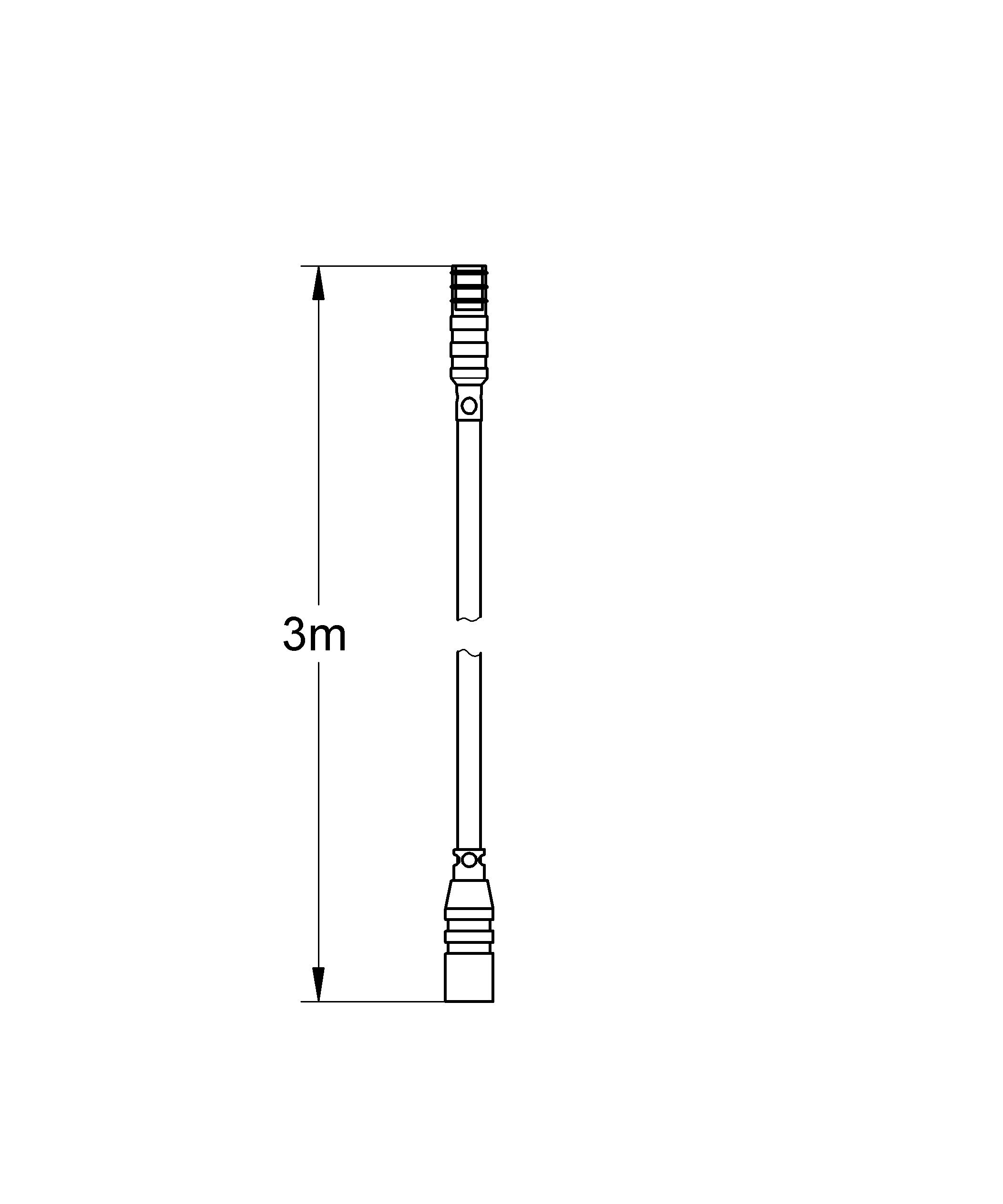 Extension Cable by GROHE (Image #2)