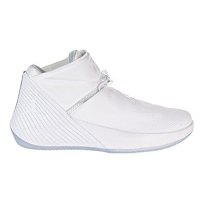 size 40 5cbd0 ef9de Nike Jordan Men s Why Not Zer0.1 Basketball Shoes (8, White Black