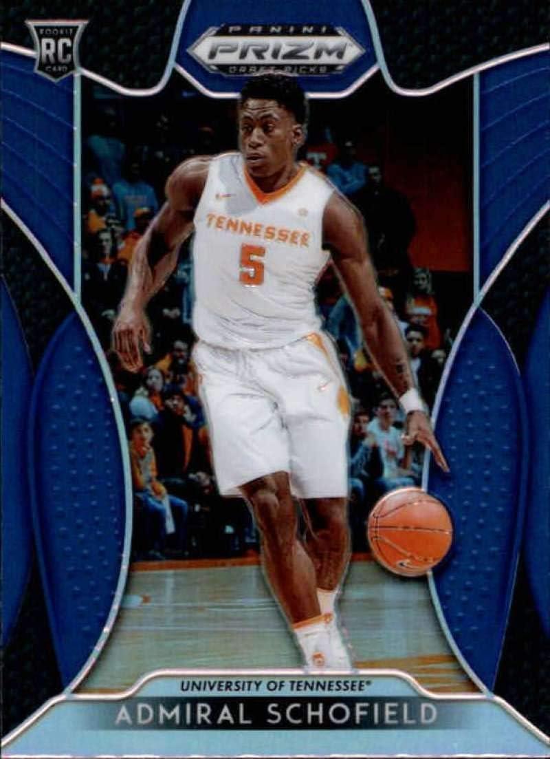 Admiral Schofield Tennessee Volunteers Basketball Jersey - White