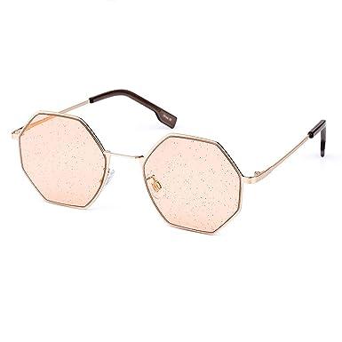 Amazon.com: Gafas de sol para mujer retro hembra Vintage ...