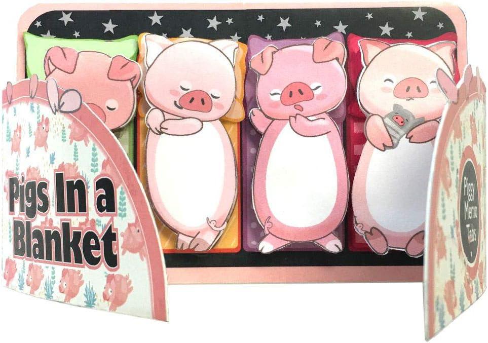 Streamline Pigs in a Blanket Sticky Memo Tabs