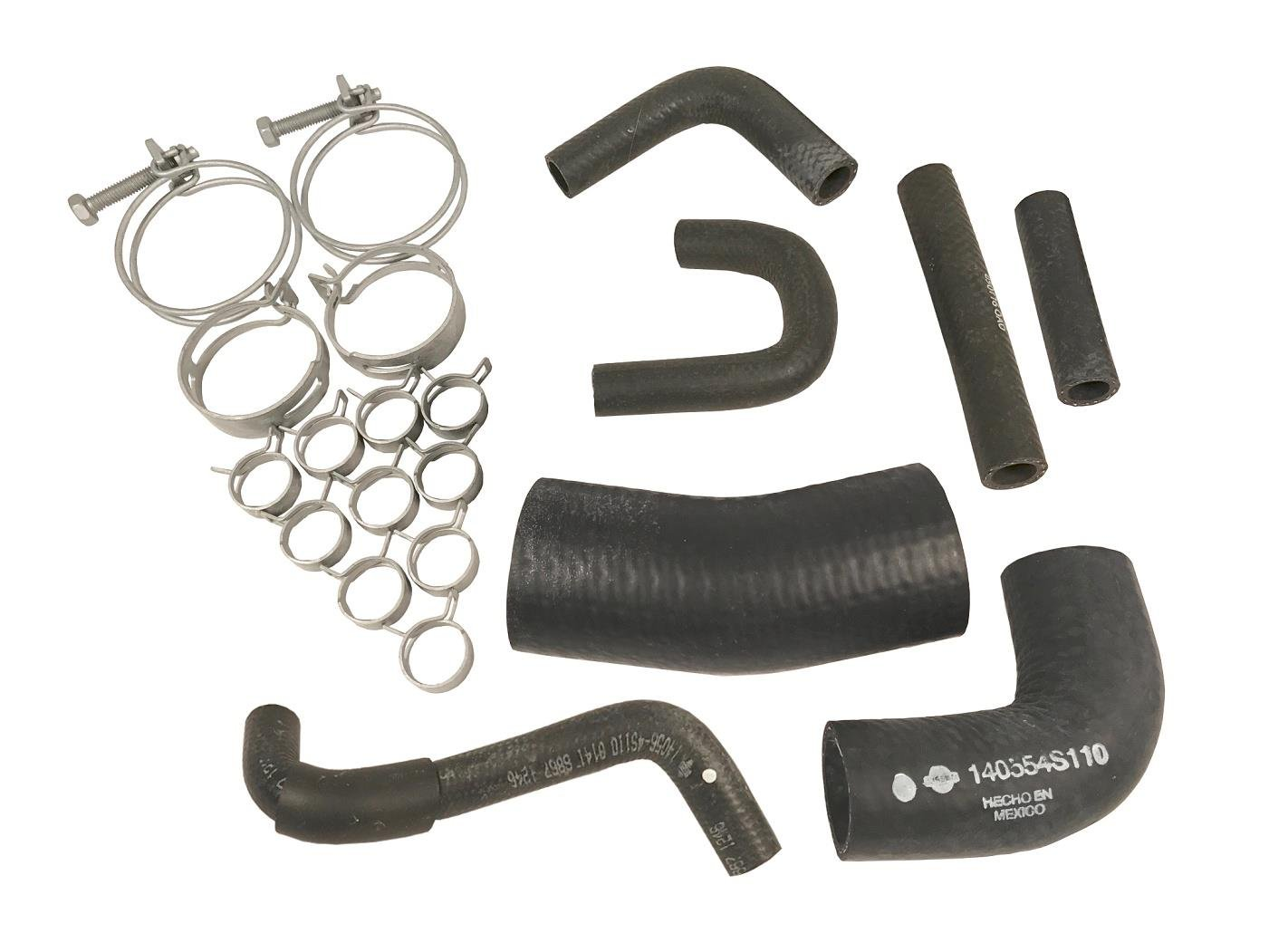 Genuine Nissan OEM Water Hose Replacement Kit 2001 Frontier/Xterra (3.3 V6)