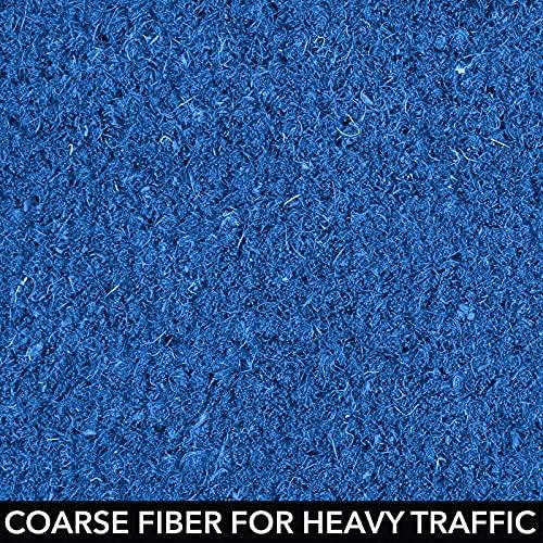 60x40cm Anti-Slip Funny Letter Printing Door Mat Carpet Floor Mat Kitchen Mat (A)