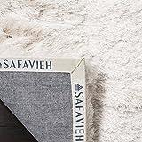 Safavieh Paris Shag Collection SG511 Handmade