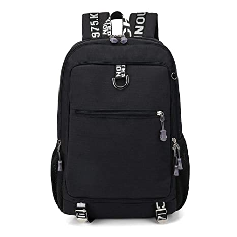 c3b83098505f Amazon.com: FWJ Laptop Backpack with USB Charging Port Bussiness ...