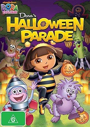 (Dora the Explorer: Dora's Halloween Parade [NON-USA Format / PAL / Region 4 Import -)