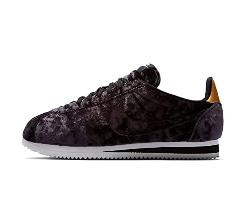 Nike WMNS CLASSIC CORTEZ PREM QS - black black-summit white-metallic gold 8634825248
