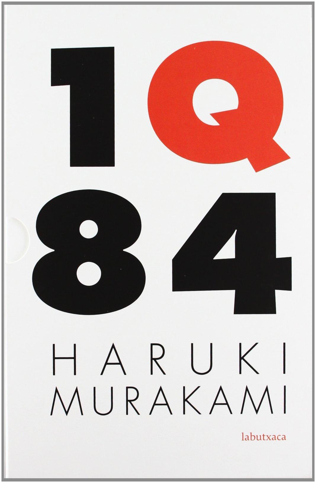 Estoig Murakami 1Q84 (LABUTXACA): Amazon.es: Haruki Murakami ...