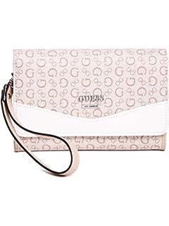 Amazon.com: GUESS Factory - Cartera para mujer con logotipo ...