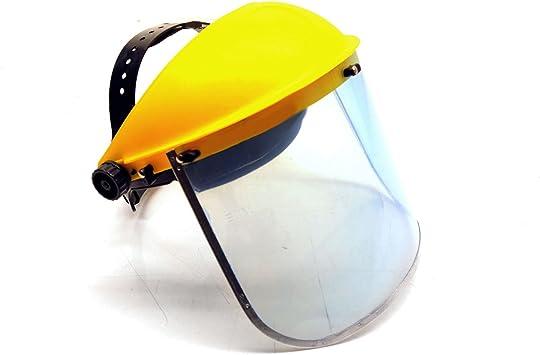 5 de sécurité face Shields avec Clear flip-up visière for Medical Made in USA
