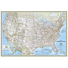 United States Classic, Enlarged &, Tubed