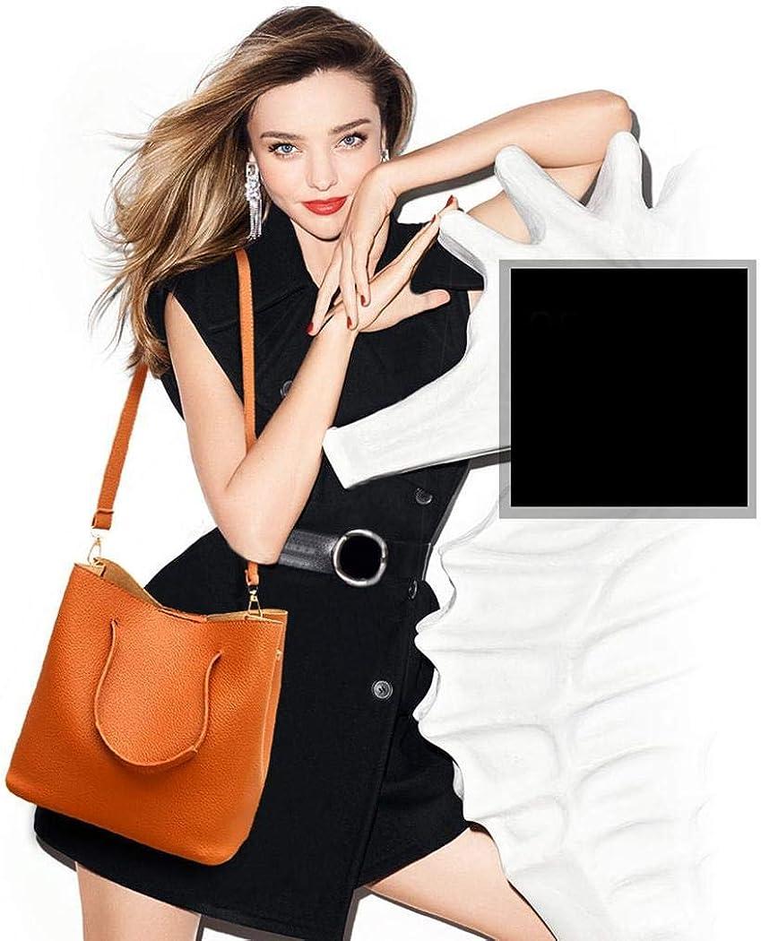 Acecoree Borsa a tracolla in pelle artificiale di nuova moda per donna Borse a tracolla