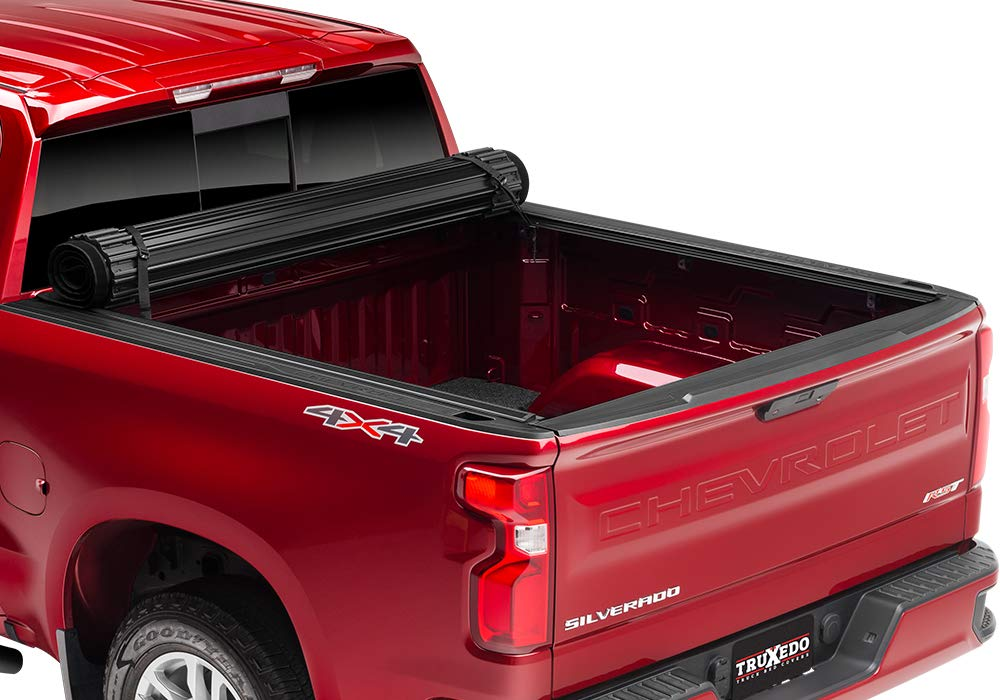 Fits 2019 Gmc Sierra Chevrolet Silverado 1500 58 Bed Truxedo Sentry Ct Premium Hard Rolling Truck Bed Cover Tonneau Covers