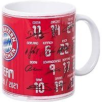 FC Bayern München Mugg signatur 20/21