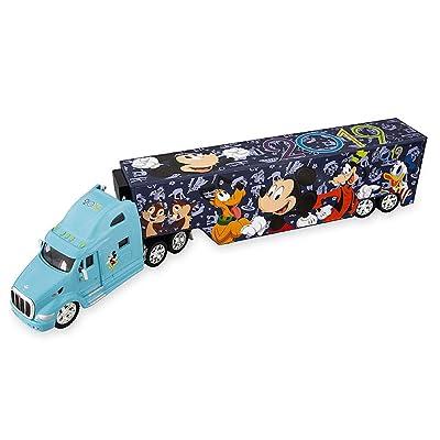 Disney Parks 2020 Hauler Semi Truck Toy Model NEW: Everything Else