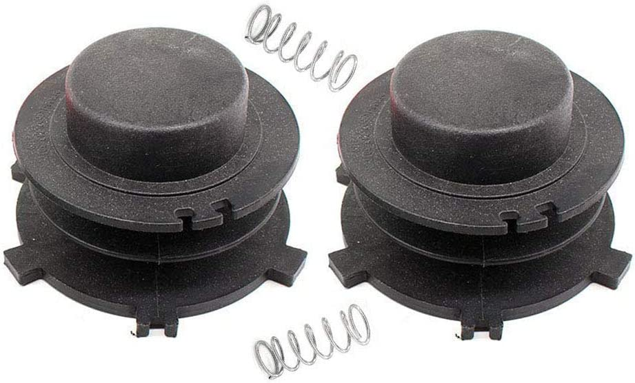 2 Two Autocut Trimmer Head Spools W// Spring for Stihl Brushcutte 4002 713 3017