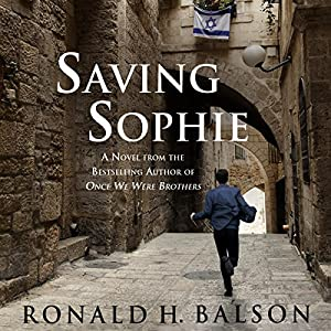 Saving Sophie Audiobook