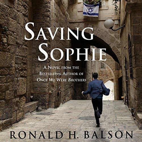 Saving Sophie: A Novel cover