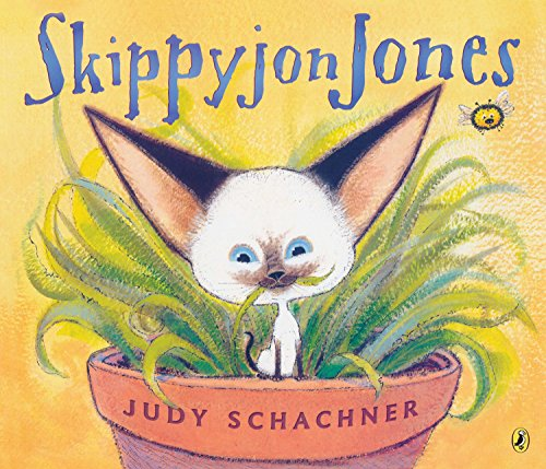 Skippyjon Jones (Character Education Activities For High School Students)