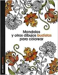 Mandalas y otros dibujos budistas para colorear Anti