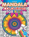 Mandala Colouring for Kids - Book 2