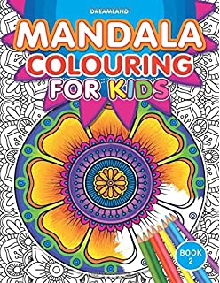 Mandala Colouring For Kids