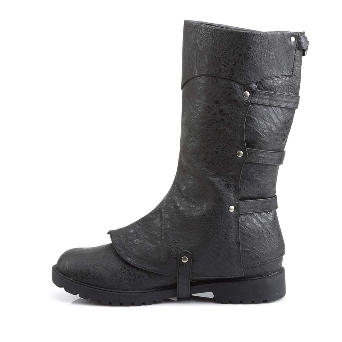 Funtasma Mens Gotham Engineer Boot
