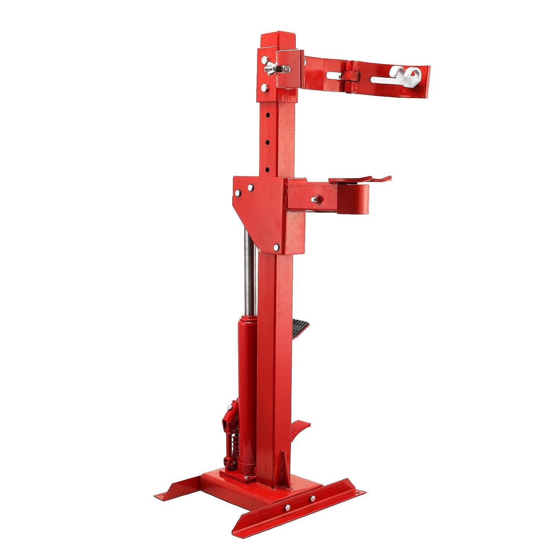 SucceBuy Compresseur de Ressort H/élico/ïdal Coil Spring Compressor Compresseur De Ressort Damortisseurs Hydraulique
