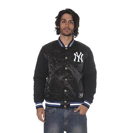Cazadora Majestic: Creech Varsity New York Yankees BK