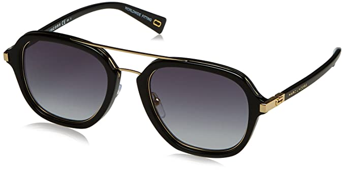 Marc Jacobs Marc 172/S 9O gafas de sol, BLACK GOLD, 54 ...